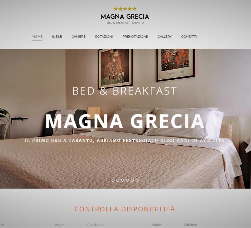 B&B Magna Grecia